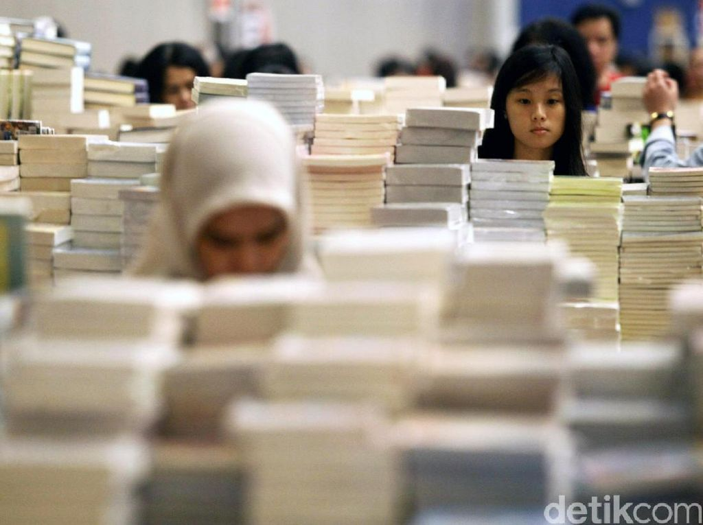 Jangan Saling Nikung, Mari Dukung Perangi e-Book Ilegal