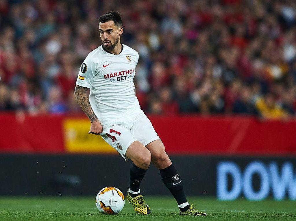 Sevilla Beli Suso dari AC Milan