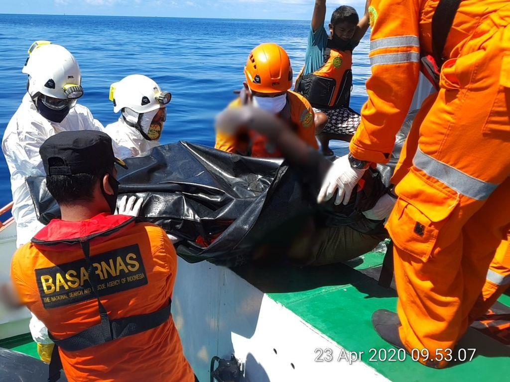Mayat Pria Ditemukan Mengambang di Perairan Pantai Batudaa Gorontalo
