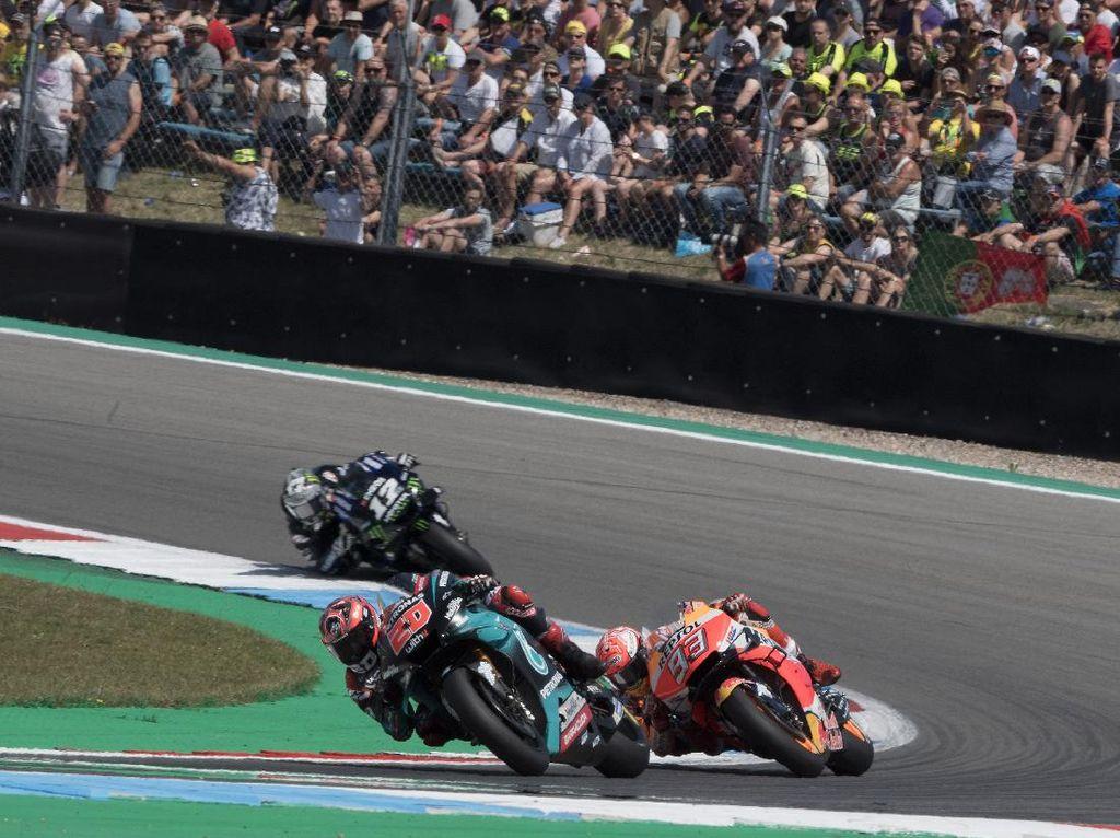 MotoGP Belanda 2020 Resmi Ditunda