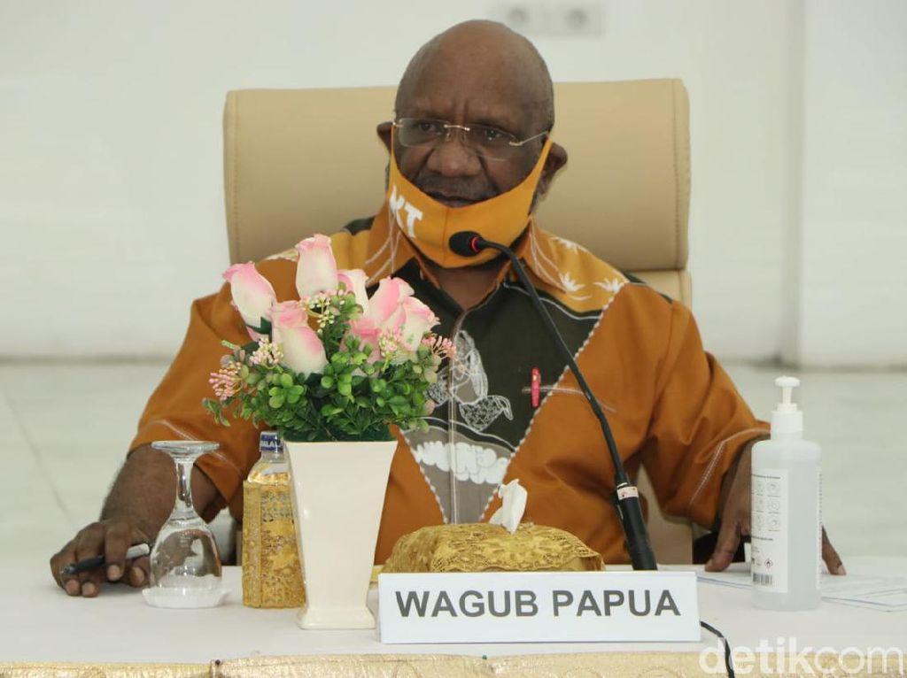 Wagub Papua Meninggal, Airlangga: Golkar Kehilangan Putra Terbaik