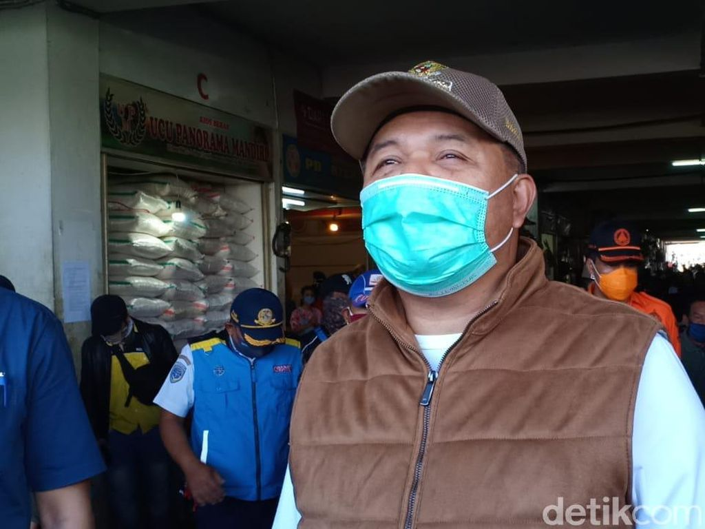Jakarta PSBB, Bupati Aa Tak Batasi Wisatawan Luar Daerah ke Bandung Barat