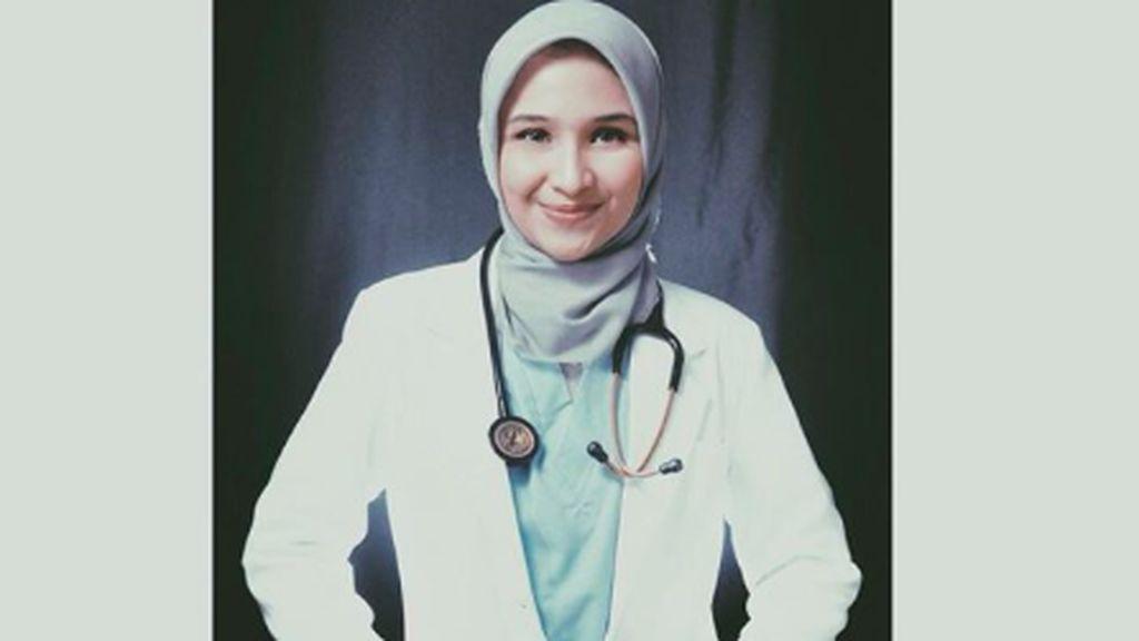 Mengintip Kulineran Sarah Shahab, Dokter Cantik yang Tangani COVID-19