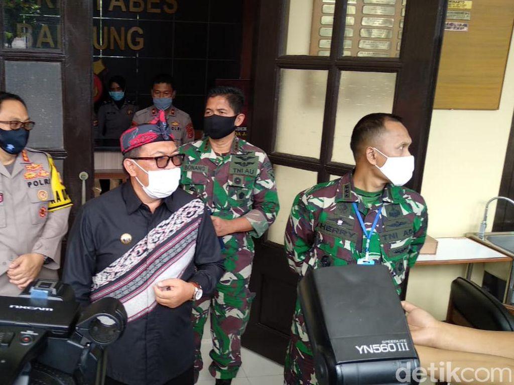 PSBB Hari Kedua, Walkot Bandung: Masyarakat Sudah Paham