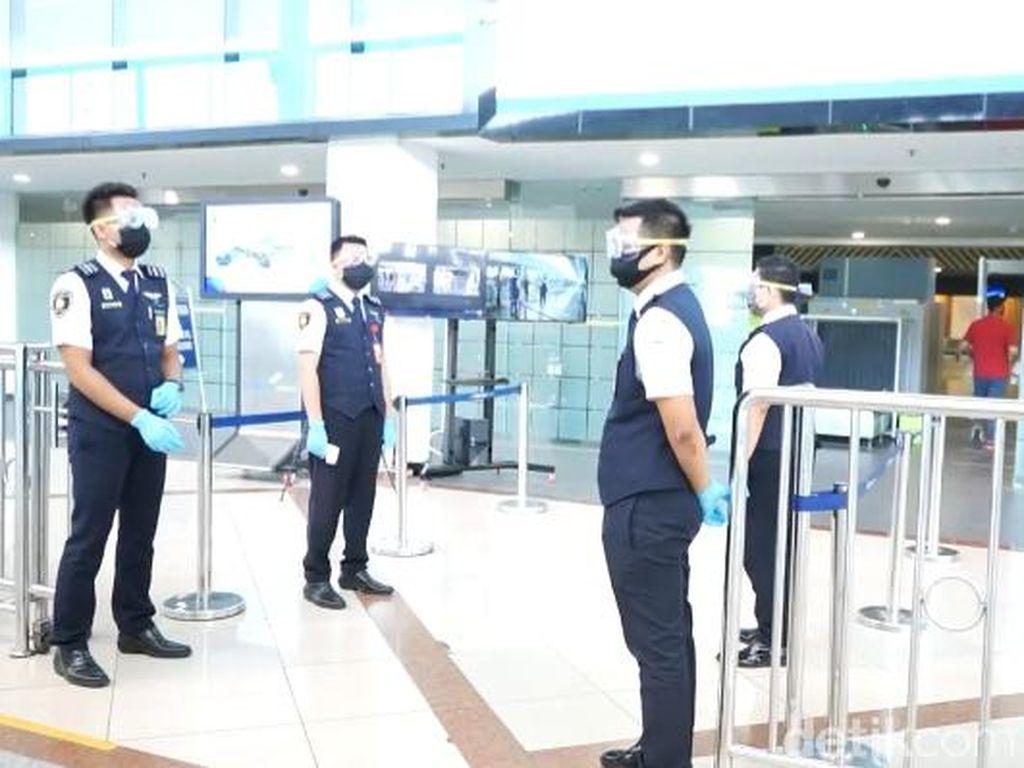 Penumpang di Bandara Juanda Turun Drastis, Penerbangan Pindah ke Terminal 1
