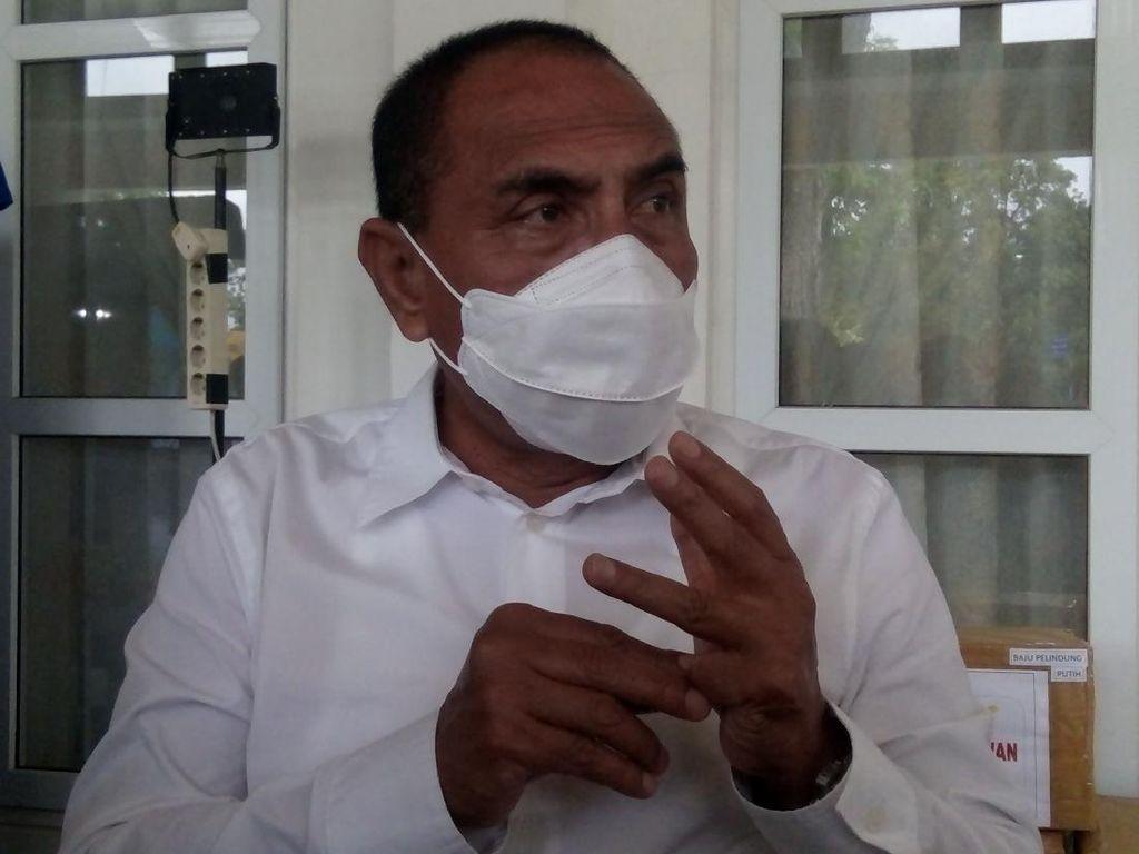 Gubsu Edy Janji Akan Bantu Guru Honor yang Terdampak Pandemi Corona