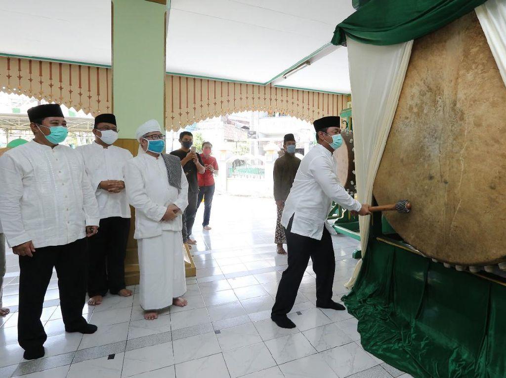 Pandemi Corona, Tradisi Dugderan di Semarang Digelar Tanpa Suara Meriam