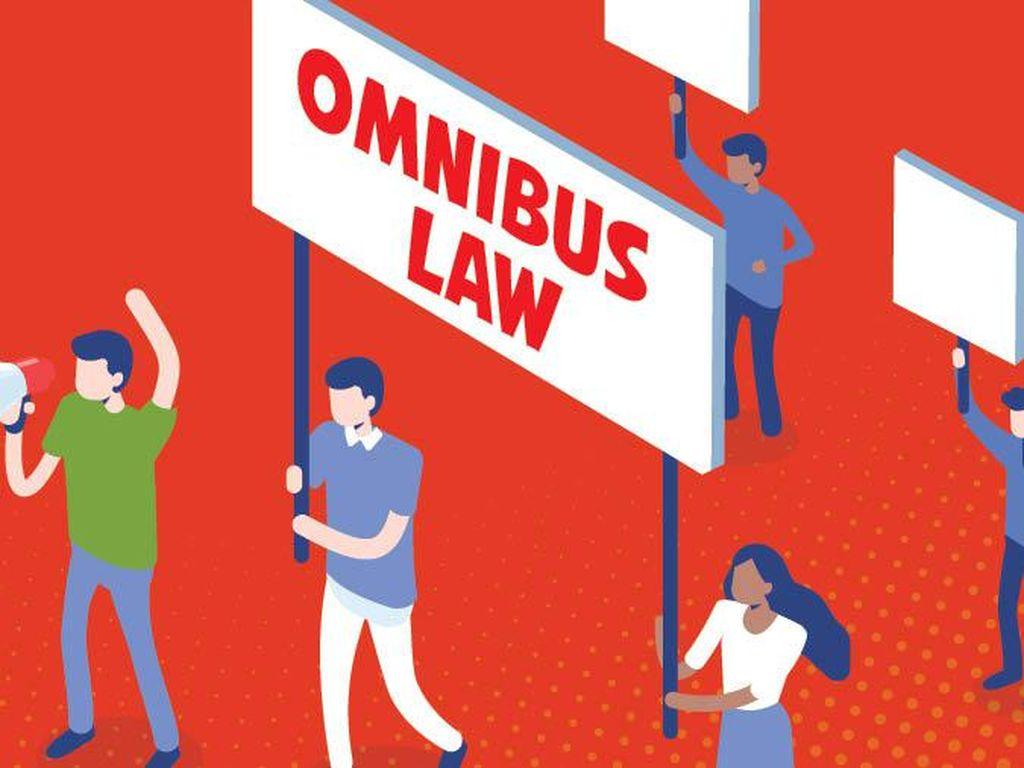 Nyaris Rampung, Begini Progres Terkini RUU Cipta Kerja
