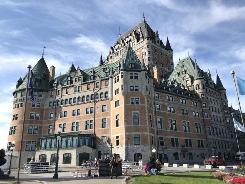 Quebec, Kota di Kanada yang Paris Banget