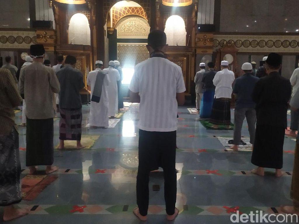 Bahas Pola Ibadah Saat New Normal, MUI Tak Mau Terburu-buru