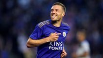 Vardy 2 Gol, Leicester Bekuk West Brom 3-0