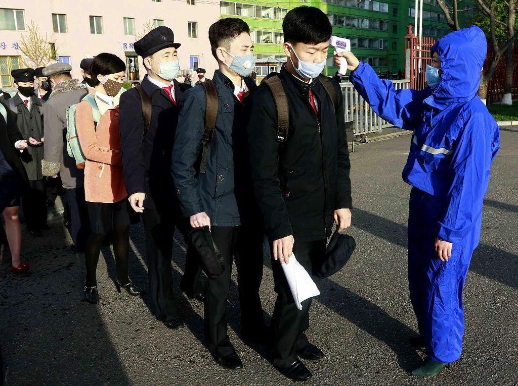 Panic Buying Dikabarkan Terjadi di Pyongyang, Toko-toko Kehabisan Sembako