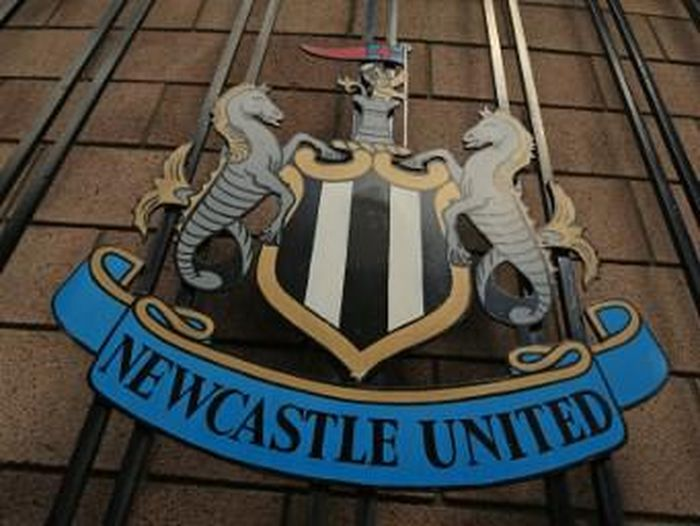 (FILES) In this file photo taken on August 13, 2017 St James Park stadium, home ground of Newcastle United, is pictured in Newcastle-upon-Tyne, north east England, ahead of the English Premier League football match between Newcastle United and Tottenham Hotspur. - A Saudi-backed 300m ($368 million) takeover of Newcastle United is nearing completion at a time when the rest of the football industry is on its knees due to the economic crisis caused by coronavirus. For Saudi Arabias Public Investment Fund (PIF), led by Crown Prince Mohammed bin Salman, that will reportedly take an 80 percent stake in the Premier League club, the crisis presents an opportunity. (Photo by Lindsey PARNABY / AFP)