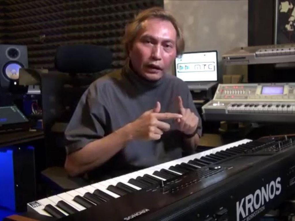 Jimi The Upstairs Kenang Andy Ayunir Si Musisi Jenius