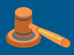 Dalih DPR Soal UU Cipta Kerja 1.187 Halaman: Salah Format-Hapus Pasal