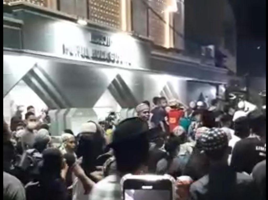 Viral Masjid Nurul Huda Barukang Masih Tarawih, Ini Kata Satpol PP Makassar