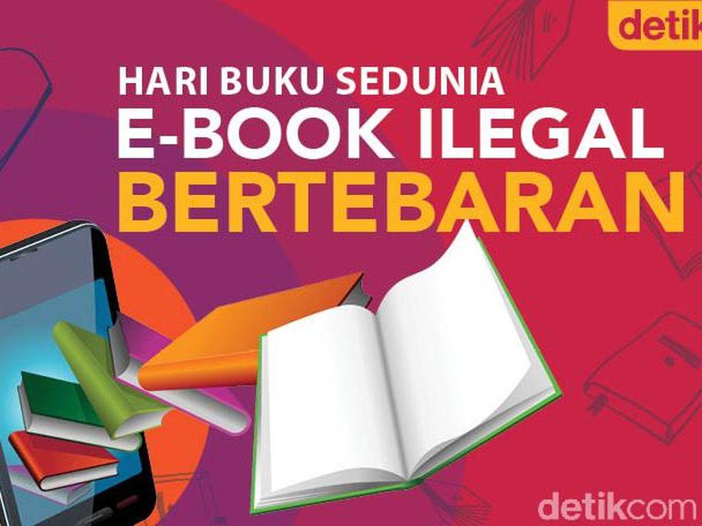 e-Book Ilegal di Antara Hari Buku Sedunia dan Pandemi COVID-19