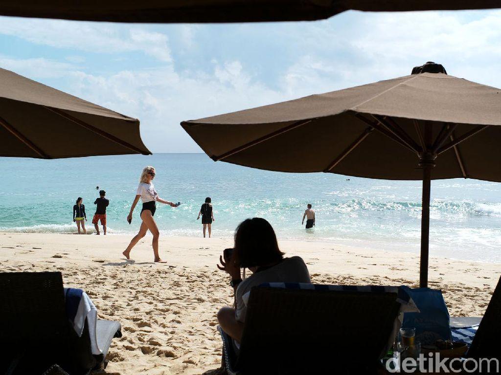 Nusa Dua Bali Jadi Proyek Percontohan New Normal Pariwisata