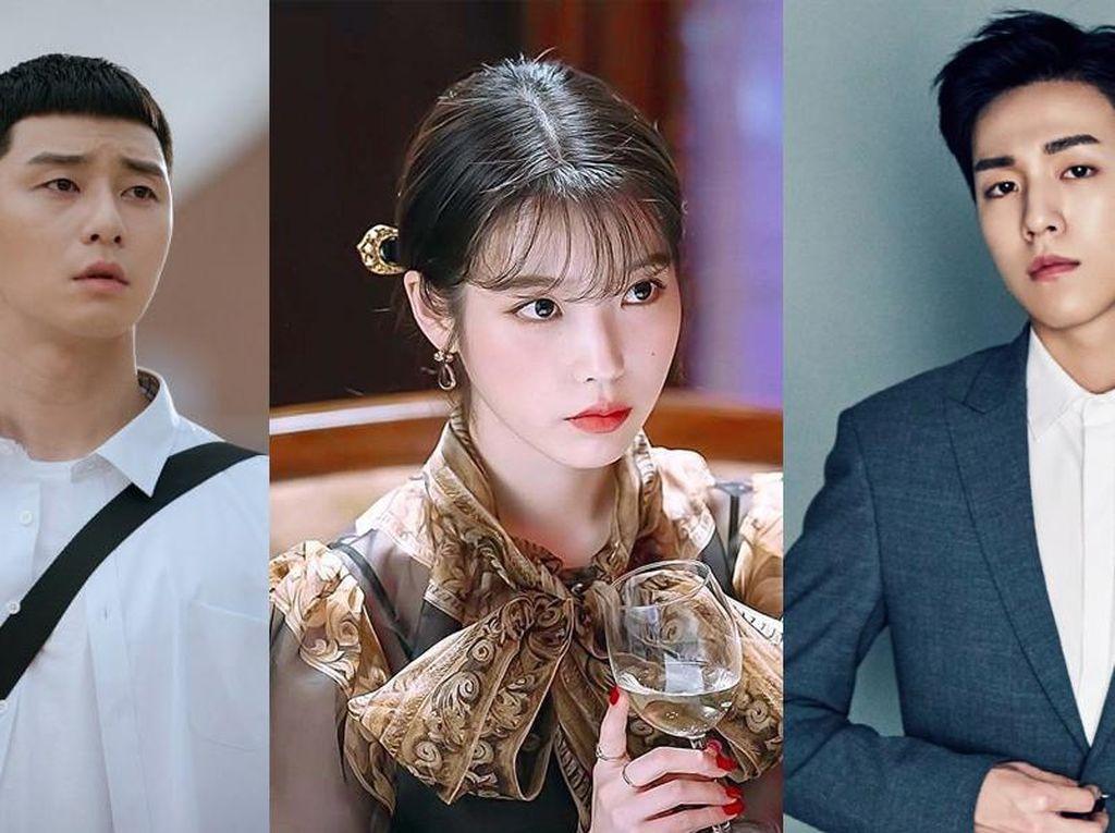 IU, Park Seo Joon, dan Lee Hyun Woo Bintangi Film Dream