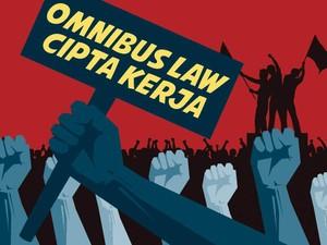 Buruh Ungkap Sederet Cacat Omnibus Law