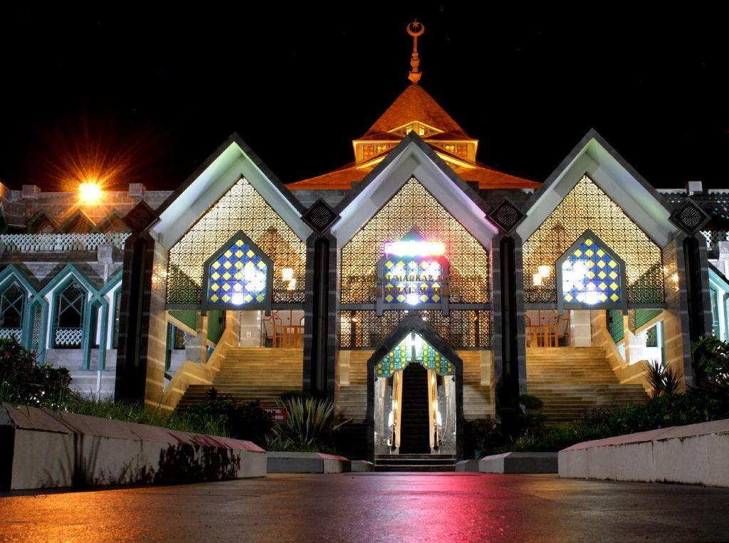Usai 3 Bulan, Masjid Al Markaz Makassar Gelar Salat Jumat Besok
