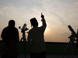 Ini 86 Lokasi Pemantauan Hilal Awal Ramadhan 1442 H Senin Besok