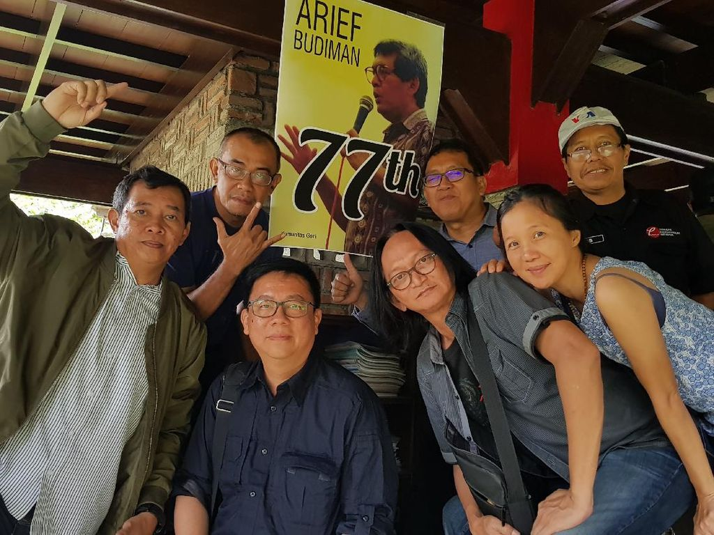 Arief Budiman, Kakak Soe Hok Gie Meninggal Dunia