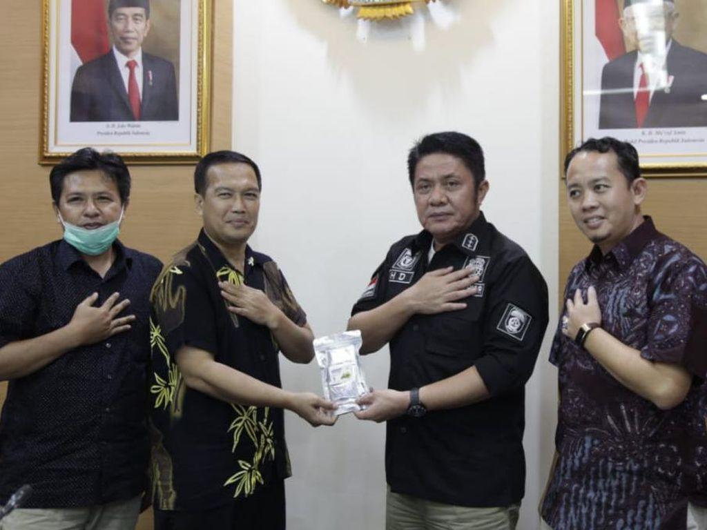 Profesor Asal Palembang Klaim Temukan Antivirus Corona, Bentuknya Makanan