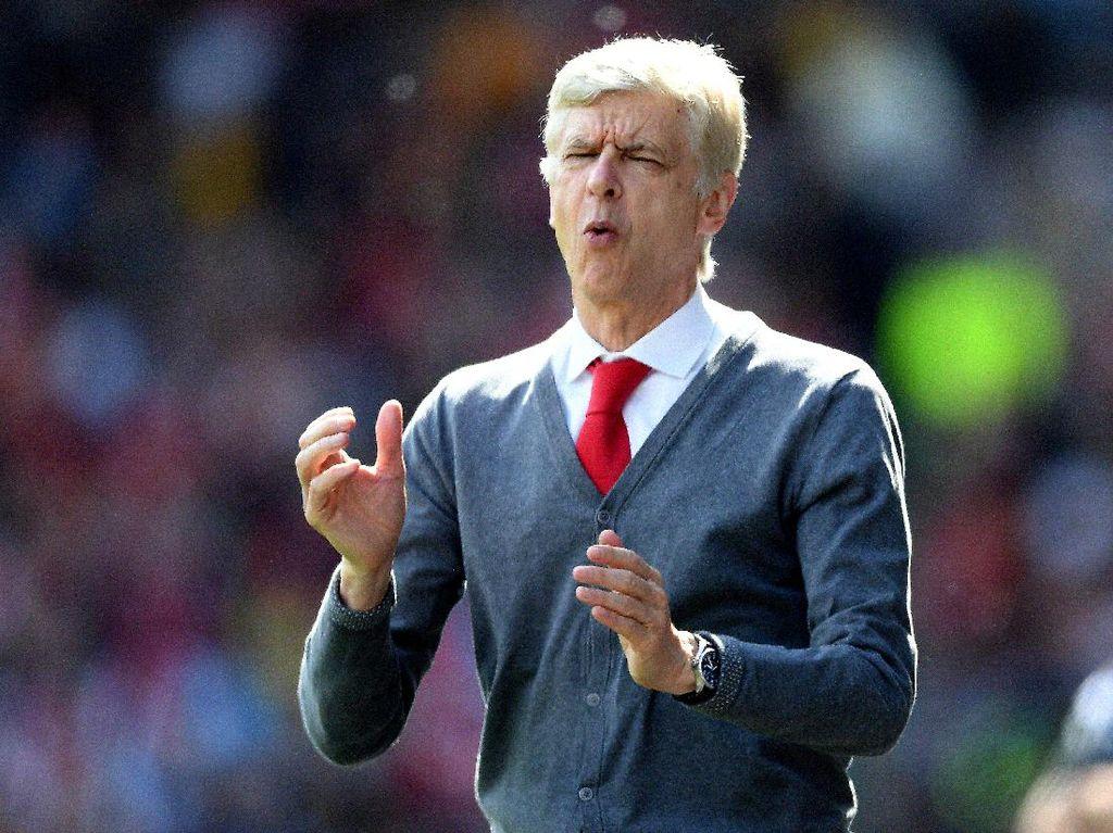 Wenger Usul Ubah Aturan Korner, Tendangan Bebas, dan Lainnya