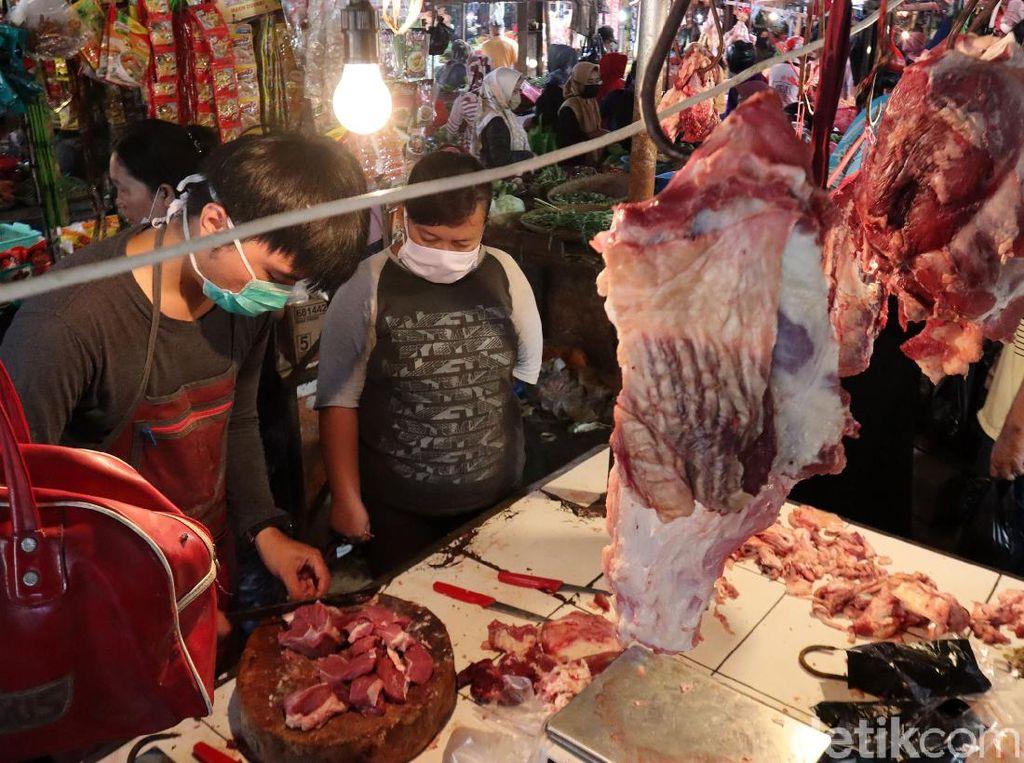 Pedagang Daging Sapi Jadetabek Mau Mogok Jualan Mulai Besok!