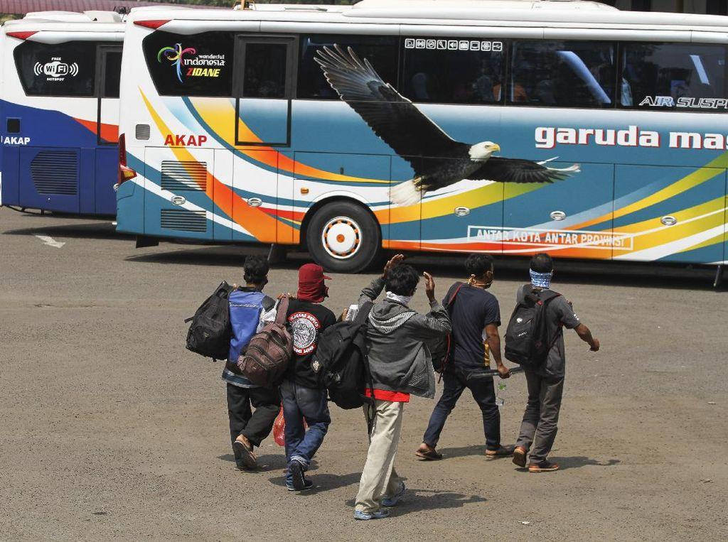 Bus Boleh Operasi ke Luar Daerah Lagi, Angin Segar buat Pengusaha?