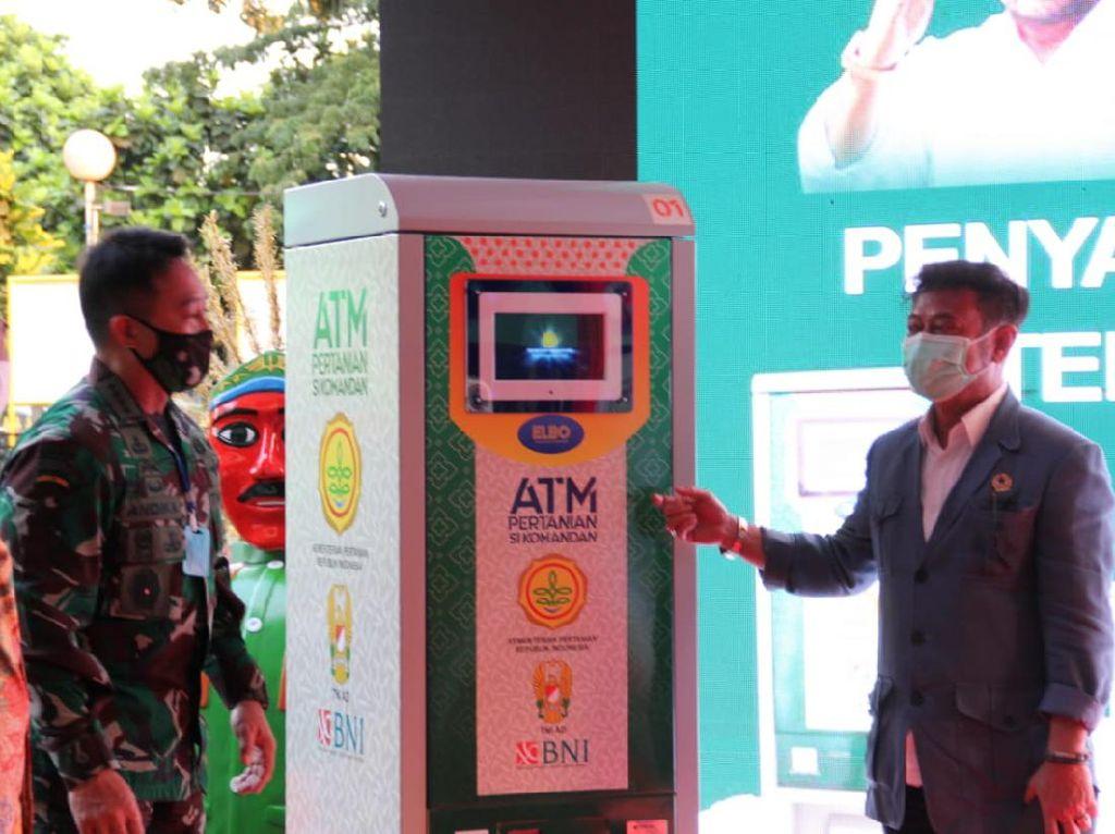 Ada 10 Lokasi ATM Beras Gratis di Jabodetabek, di Mana Saja?
