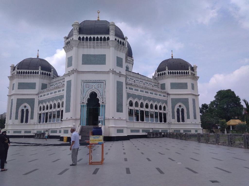 Jadwal Buka Puasa Terakhir Ramadhan 1441 H untuk Medan Sekitarnya