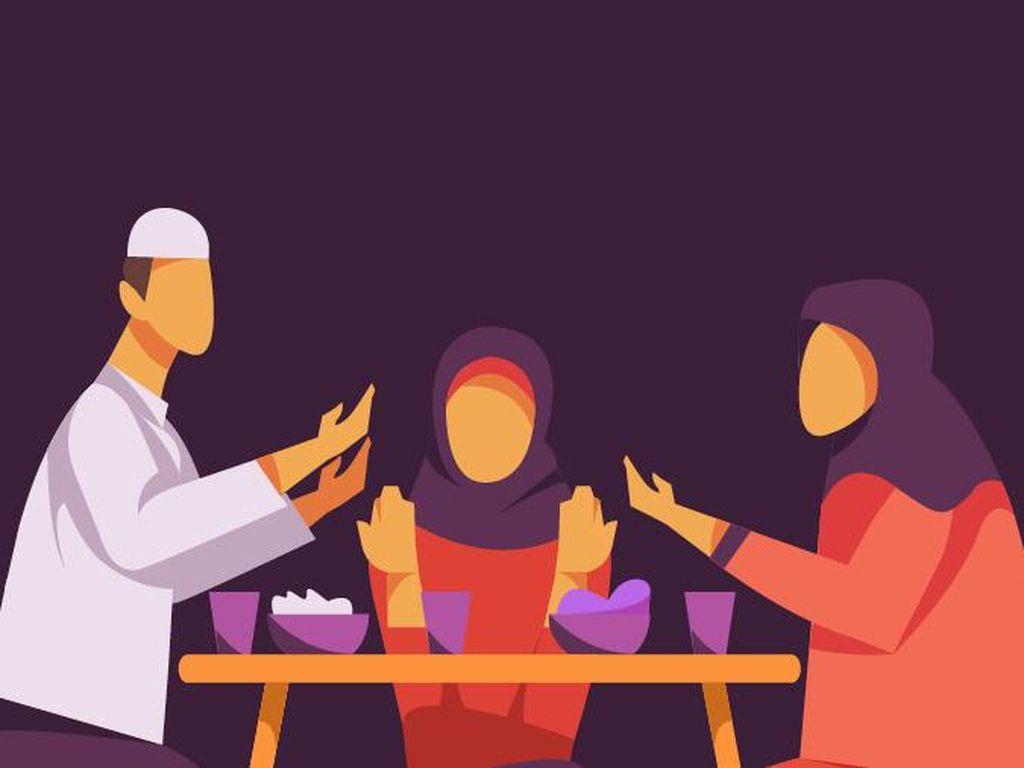 Apakah Sah Puasa Tanpa Sahur dan Niat? Simak Pandangan Empat Madzhab