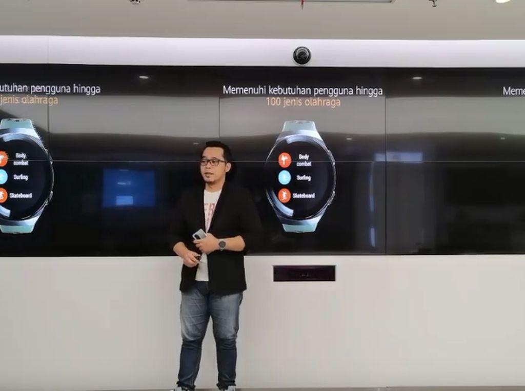 Huawei Watch GT2e Meluncur, Klaim Tahan 2 Minggu Tanpa Di-Charge