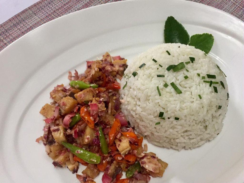 Resep Nasi Jeruk Jambal Roti Untuk Makan Sahur
