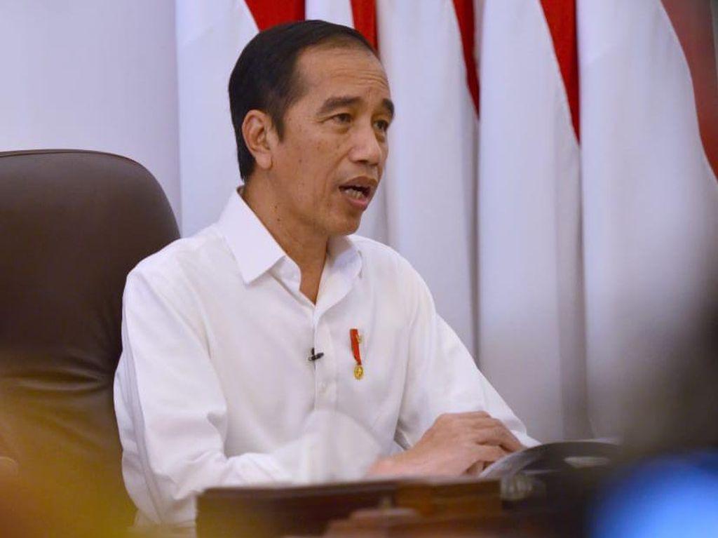 Duh! Jokowi Akui Stok Beras hingga Gula Defisit