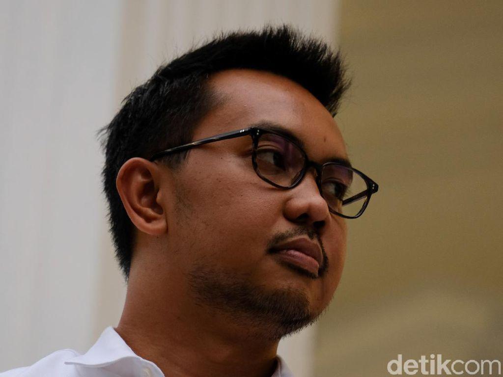 Andi Taufan Juga Mundur dari Staf Khusus Jokowi
