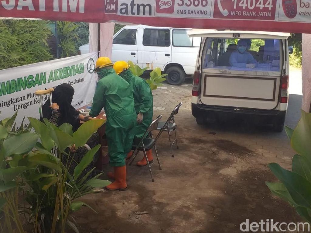 11 Santri Klaster Temboro Asal Banyuwangi di-Rapid Test, Hasilnya Negatif