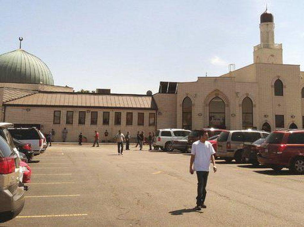 Imbas Corona, Masjid di Amerika Batalkan Kegiatan Ibadah