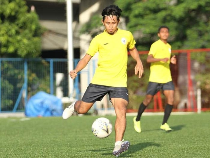 Kapten PSS Sleman, Bagus Nirwanto.