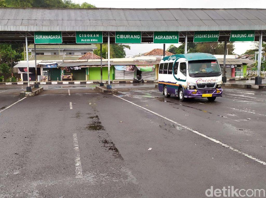 Ada Larangan Mudik, Bagaimana Nasib Pekerja Transportasi di Jabar?