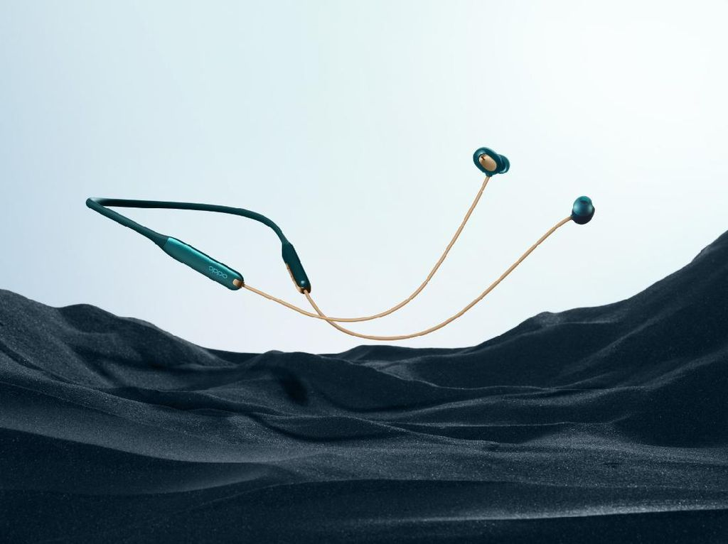 OPPO Punya 2 Wireless Earphone Terbaru, Awetkah Baterainya?