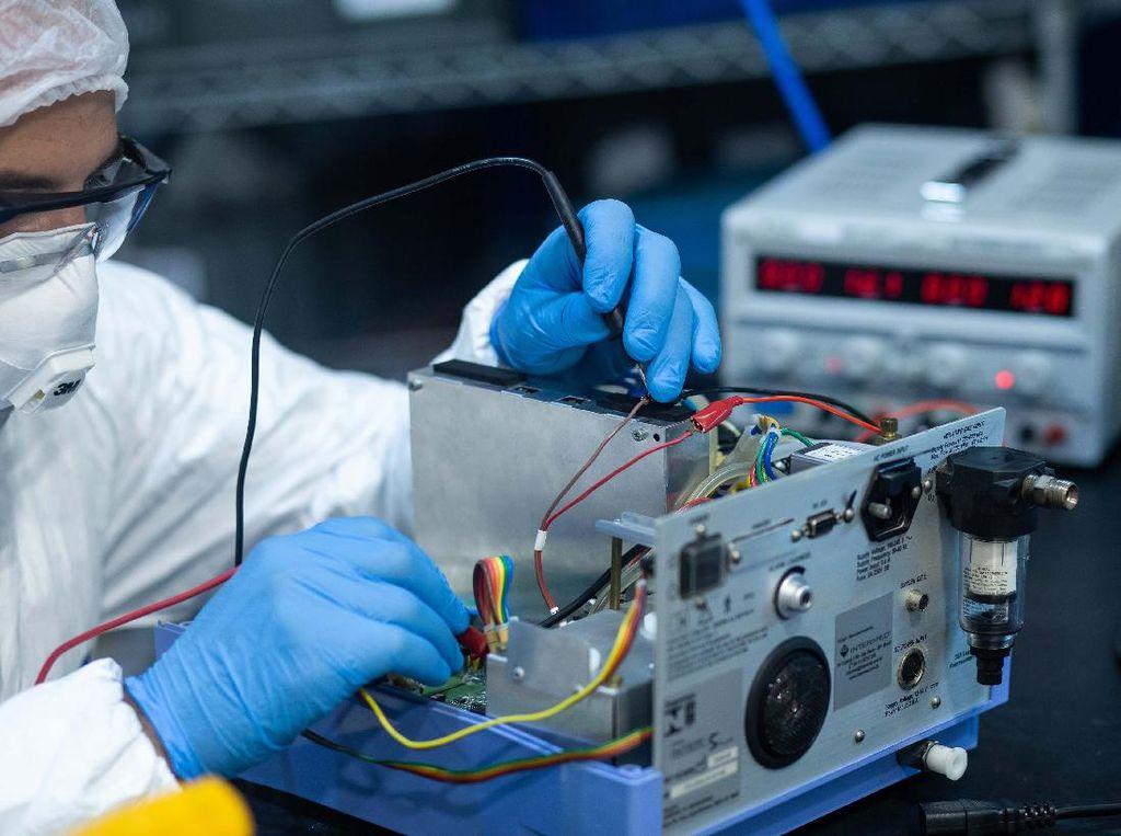 GM Suntik Rp 14 T buat Bangun Pabrik Mobil Listrik di Meksiko