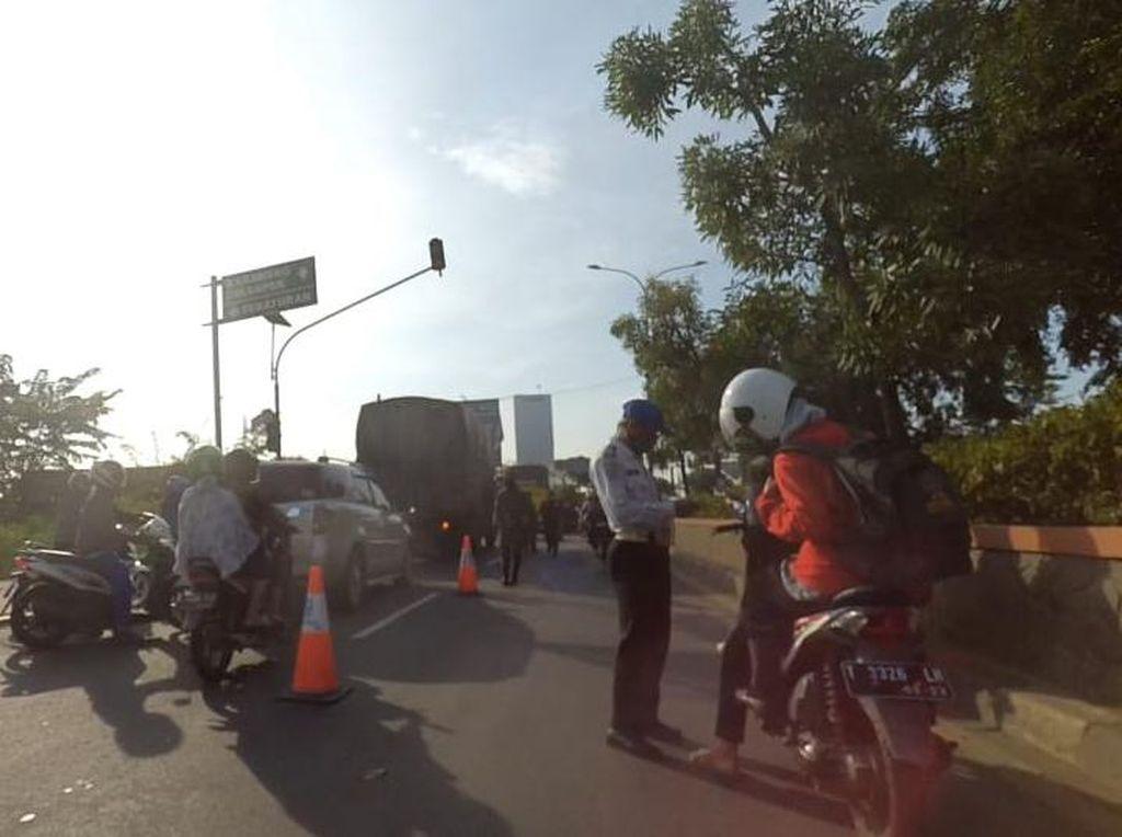 Polisi Akan Sekat Pemudik ke Jateng Lewat Tol, Begini Skemanya