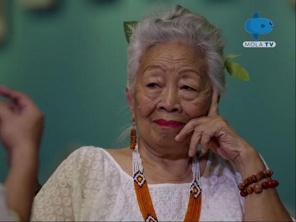 Cerita di Balik Lukisan Kartika Affandi, Putri Sang Maestro Lukis