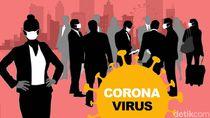 Kasus Baru Corona di Jakarta Turun Selama 3 Hari Berturut-turut