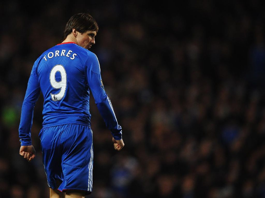 Kok Mau Ya, Chelsea Saat Itu Beli Fernando Torres