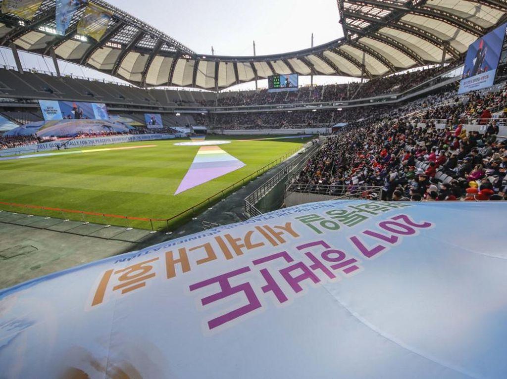Liga Korea Akan Digelar, 1.142 Orang Jalani Tes Corona
