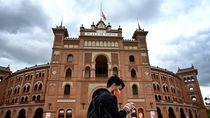 Lockdown Parsial Kota Madrid, Pembatasan Jalan Diberlakukan